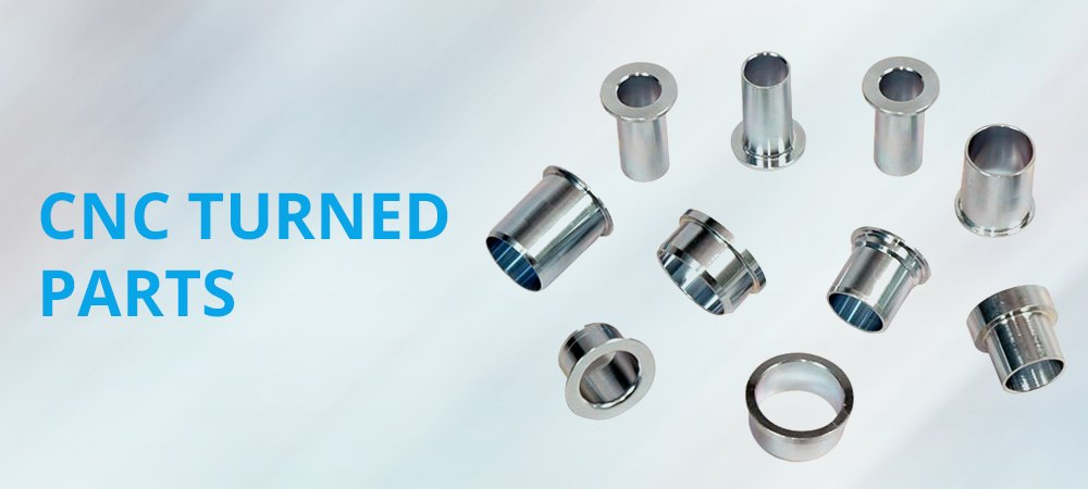 cnc turned parts exporter