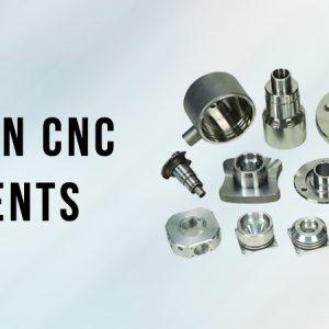 Precision CNC components Manufacturer