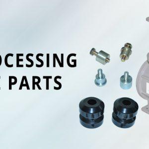 Precision CNC components