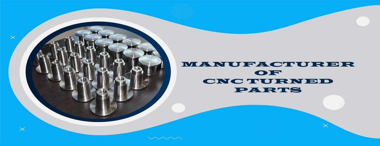 CNC Turned Parts Supplier in Gujarat